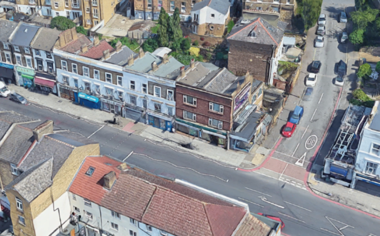 Commercial Property to Rent on Lee High Road, Lewisham